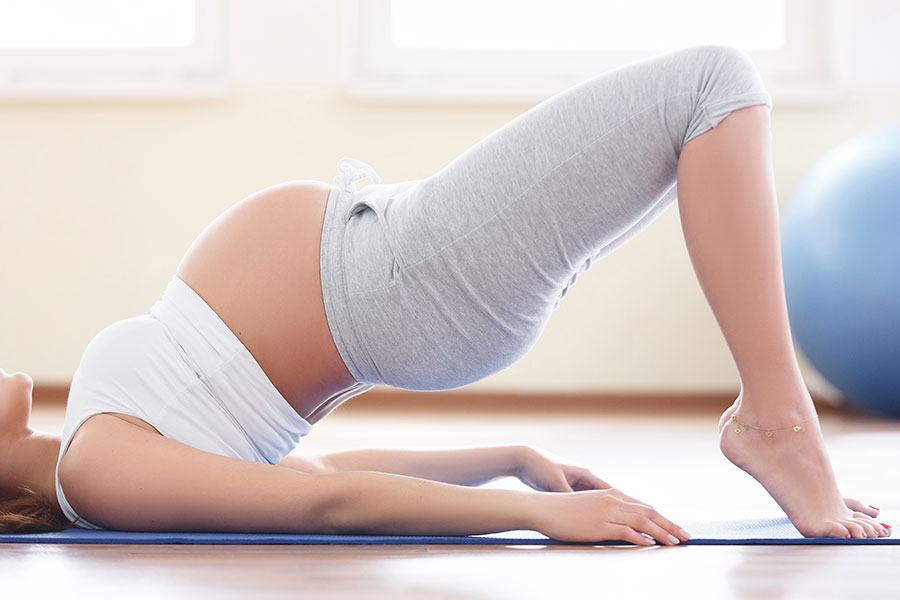 8 Pregnancy Friendly Yoga Poses To Strengthen The Core Yoga By Karina